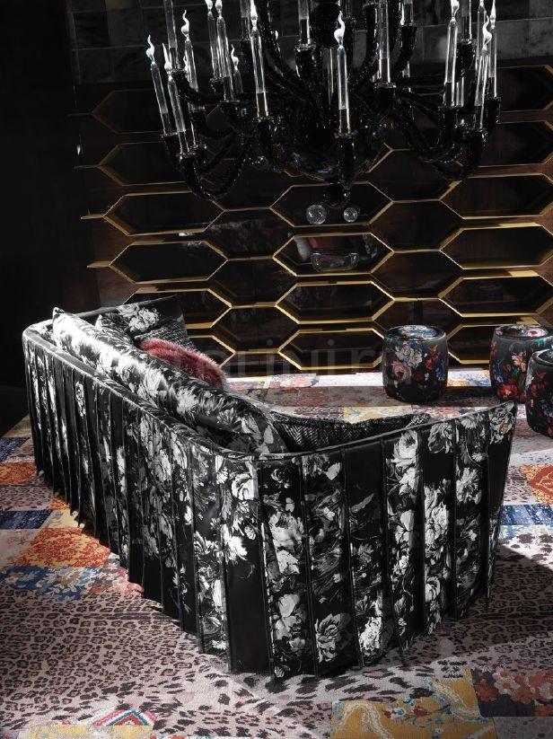 Трехместный диван Rubens RUB.211.A Roberto Cavalli
