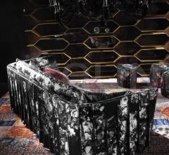 Трехместный диван Rubens RUB.211.A фабрика Roberto Cavalli