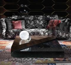 Трехместный диван Rubens фабрика Roberto Cavalli
