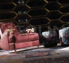 Кресло Snake SNA.221.A crazy фабрика Roberto Cavalli