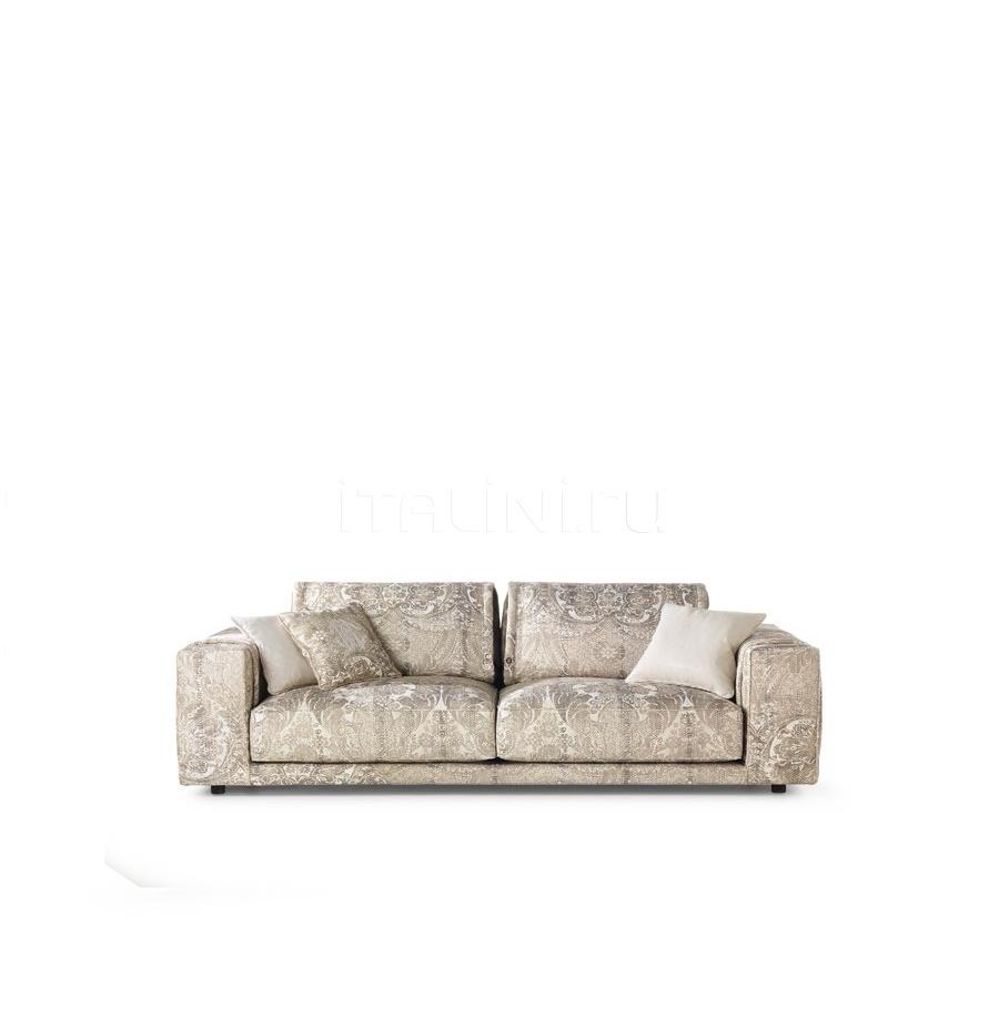 Двухместный диван Smoking.2 SM2.211.A canvas cloe Roberto Cavalli