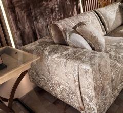 Двухместный диван Smoking.2 фабрика Roberto Cavalli