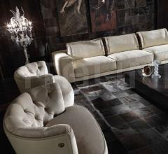 Модульный диван Smoking фабрика Roberto Cavalli
