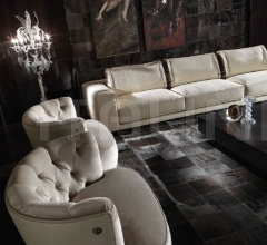 Трехместный диван Smoking.2 фабрика Roberto Cavalli