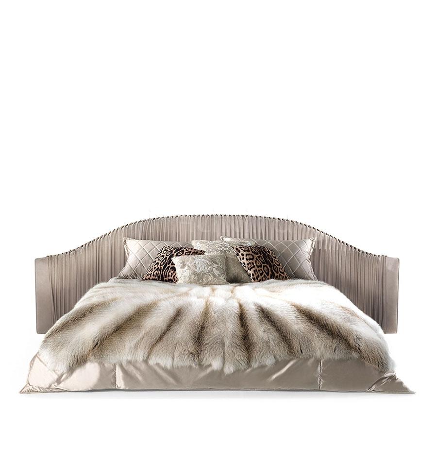 Кровать Sharpei nabuk Roberto Cavalli