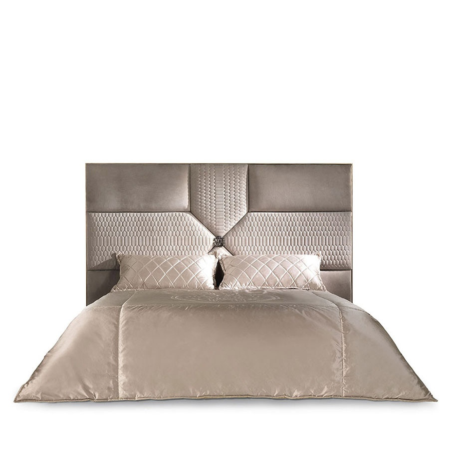 Кровать Springs nabuk Roberto Cavalli