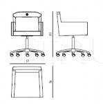 Кресло Spritz SPR.228.A Roberto Cavalli