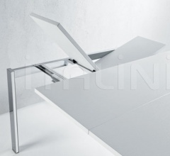 Консоль-стол 012 Outline glass фабрика Longhi