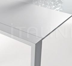 Раздвижной стол 020 Steel фабрика Longhi