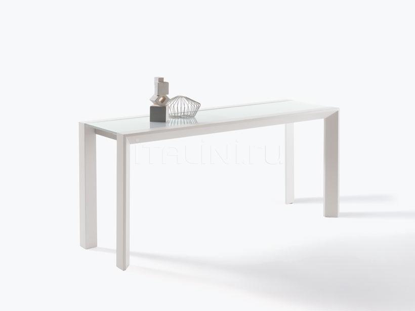 Консоль-стол 090 XL side glass Longhi