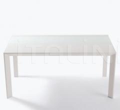 Консоль-стол 090 XL side glass фабрика Longhi