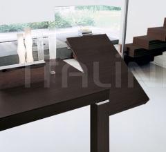 Раздвижной стол 105 Square фабрика Longhi