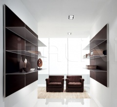 Книжный стеллаж 400 Vertical panelli фабрика Longhi