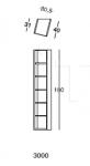 Модульная прихожая 252 Reflex Longhi
