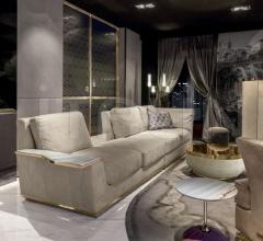 Модульный диван W545 Nobu фабрика Longhi