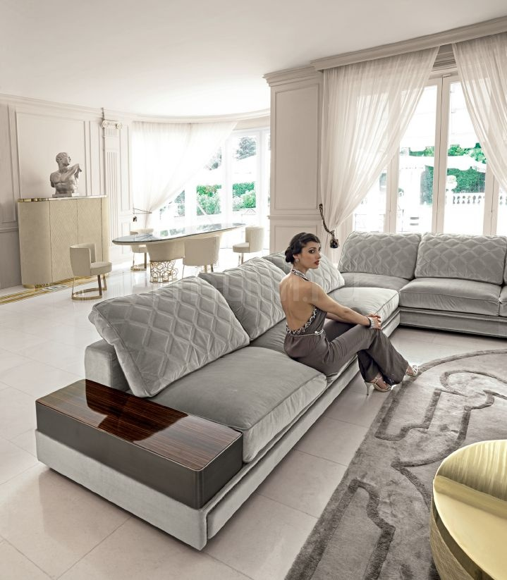 Модульный диван W550 Royal Longhi
