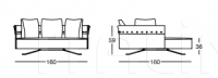 Кресло X610 Charme Longhi