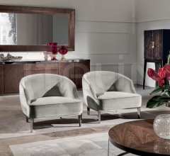 Кресло X650 Beth фабрика Longhi