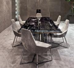 Стол обеденный T120 Ginza фабрика Longhi