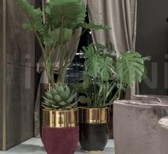 Итальянские цветочные горшки - Кашпо Y712 Godwin фабрика Longhi