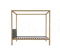Кровать 1603 Milleunanotte фабрика Zanotta