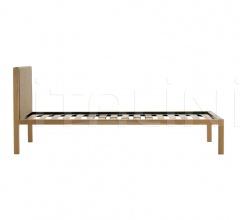 Кровать 1604 Unanotte фабрика Zanotta