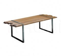 Стол обеденный 7090 Raw фабрика Zanotta