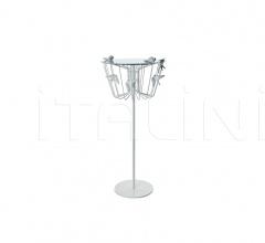 Подставка 9300/10 Bird cage фабрика Zanotta