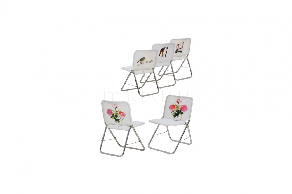 Стул 9300/15 Cross stitch chair Zanotta