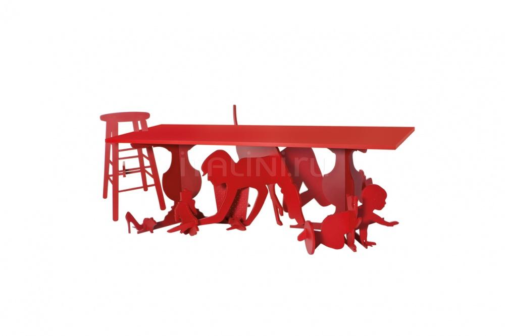 Стол 9300/16 Under table Zanotta