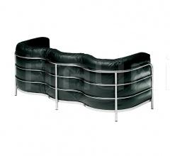 Трехместный диван 1030 Onda фабрика Zanotta