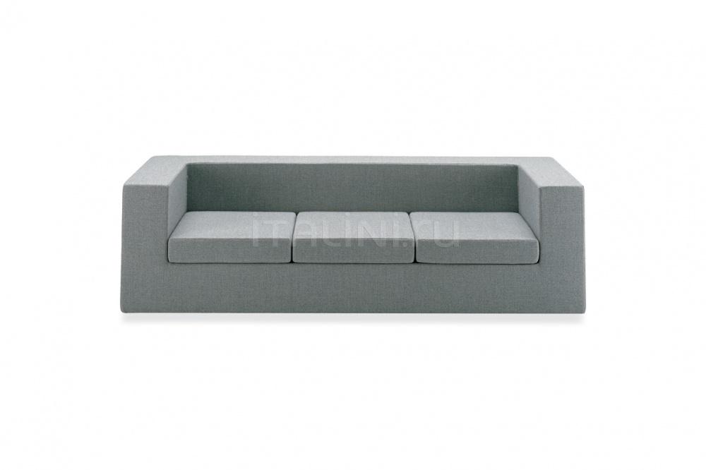 Трехместный диван 1150 Throw-Away Zanotta
