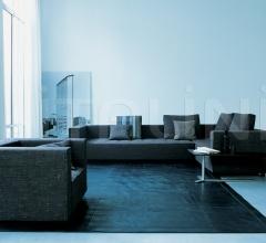 Модульный диван 1243 Kilt 84 фабрика Zanotta