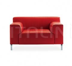 Кресло 1323 Greg фабрика Zanotta