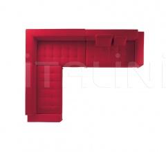 Модульный диван 1326 Alfa фабрика Zanotta