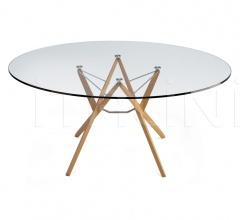 Стол обеденный 2337 Orione фабрика Zanotta