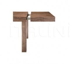 Раздвижной стол 2557 Canaletto фабрика Zanotta