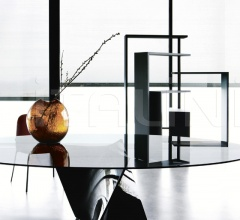 Стол обеденный 2576 Elica фабрика Zanotta