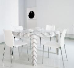 Стол обеденный 2600 Quaderna фабрика Zanotta