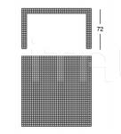 Стол обеденный 2600 Quaderna Zanotta