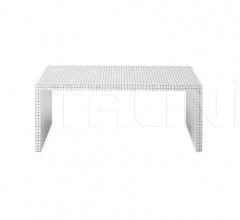 Стол обеденный 2830 Quaderna фабрика Zanotta
