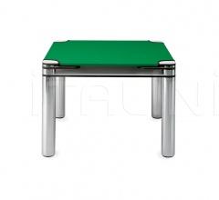 Итальянские бильярдные, игровые столы - Настольная игра 2625 Poker фабрика Zanotta