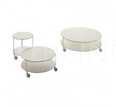 Итальянские сервировочные столики - Сервировочный столик 635 Giro фабрика Zanotta
