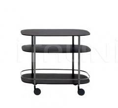 Итальянские сервировочные столики - Сервировочный столик 636 Battista фабрика Zanotta