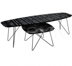 Журнальный столик 668 INK 668/160 фабрика Zanotta