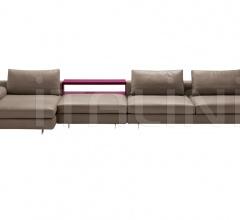 Модульный диван 1235 Scott фабрика Zanotta