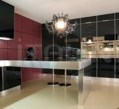 Кухня Cristallo фабрика Arrex le cucine