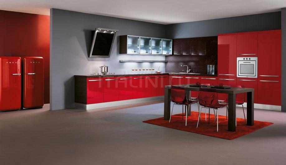 Кухня Ginger Arrex le cucine