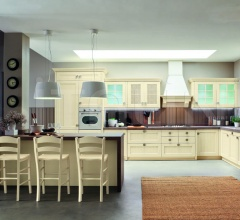 Кухня Mela фабрика Arrex le cucine