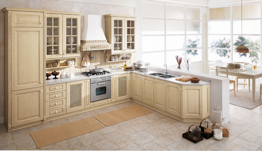 Кухня Monica Arrex le cucine